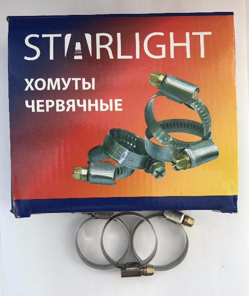 Хомут 20-32 (9mm 0.6mm)STARLIGHT