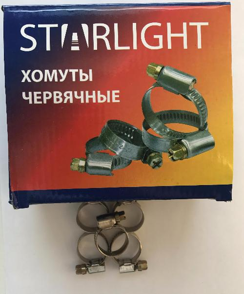 Хомут 16-26 (9mm 0.6mm) STARLIGHT